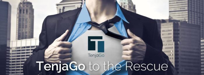 TenjaGo | picture of TenjaGo superhero